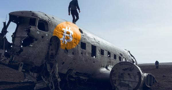Bitcoin Obliterates $4000 Support Level; Market Loses Another $18 Billion, Altcoins Reeling