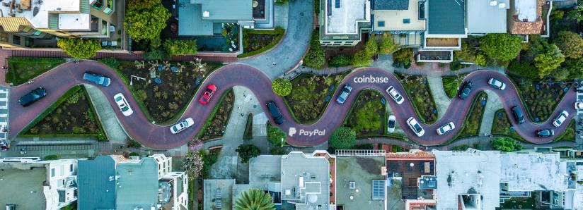 Coinbase Adds Zero-Fee Cryptocurrency Withdrawals and Sells Through PayPal