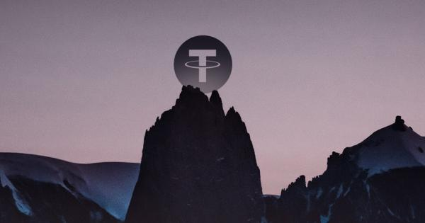 Tether Rises to Fourth by Market Cap, Bitcoin and Crypto Markets Look Bleak