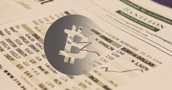 Data Indicates Bitcoin Price is Uncorrelated with Stock Market