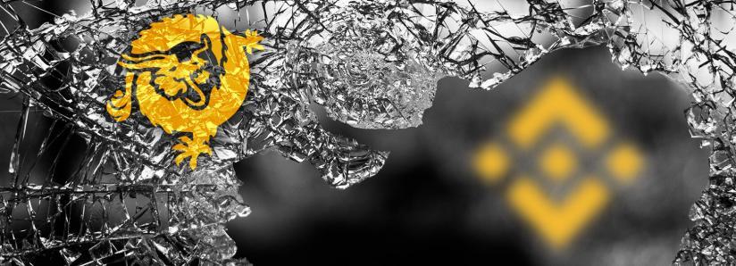 Binance delists Bitcoin SV following Craig Wright's legal threats, BSV down 17%