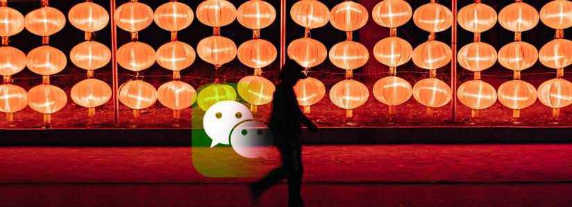 Chinese messaging giant WeChat bans crypto transactions