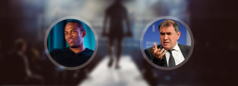 Will BitMEX CEO Arthur Hayes debate Bitcoin skeptic Nouriel Roubini?
