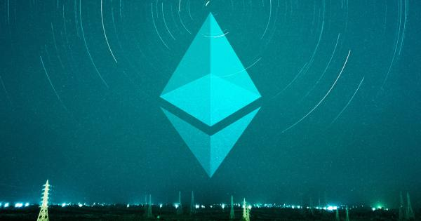 "A $100 million investment fund is ""10 years long"" on Ethereum"