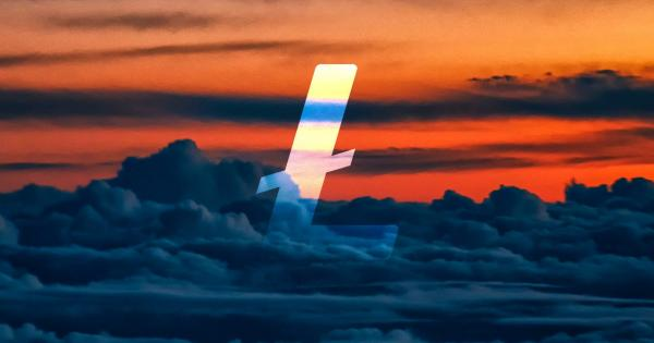Litecoin halving approaching and price already showing signs of exhaustion