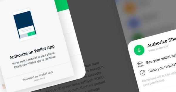 Coinbase's WalletLink enables dApp access on desktop browsers