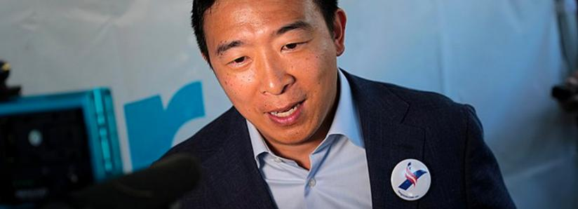 Andrew Yang: Technology of cryptocurrency is powerful, optimistic in long term