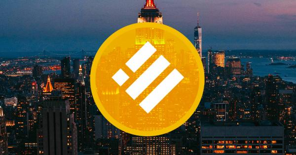 "Binance listing NYDFS-approved ""BUSD"" stablecoin next week"