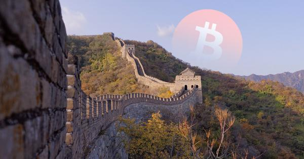 Popularity of Bitcoin in China consistently rises in 2019, fueled by 150% rally