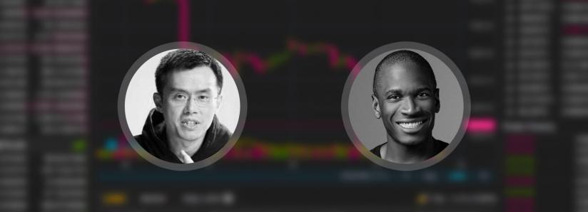 "BitMEX CEO responds to Binance's market maker slip up, offers CZ a ""copy/paste"" course"