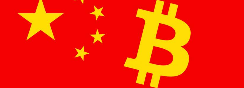 Demand from China could be pushing the price of Bitcoin