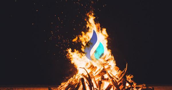 Huobi confirms $40m HT tokens burned in third quarter