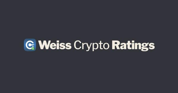EOS, Cardano (ADA), Decred (DCR) Receive Top Ratings by Weiss Ratings