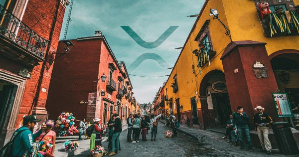 Why liquidity of XRP in Mexico is surging after MoneyGram partnership