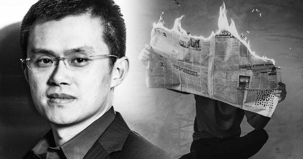 Binance CEO to sue The Block over alleged fake Shanghai police raid story