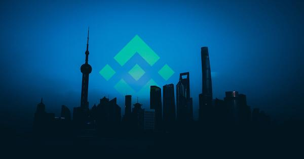 """TV report in China says Binance's Shanghai """"office"""" was actually a call center"""