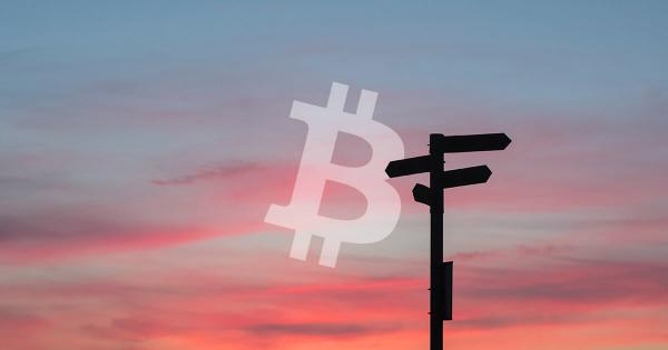 Bitcoin holds critical support level; where will it go from here?