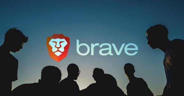 Privacy-focused Brave browser surpasses 40 million downloads