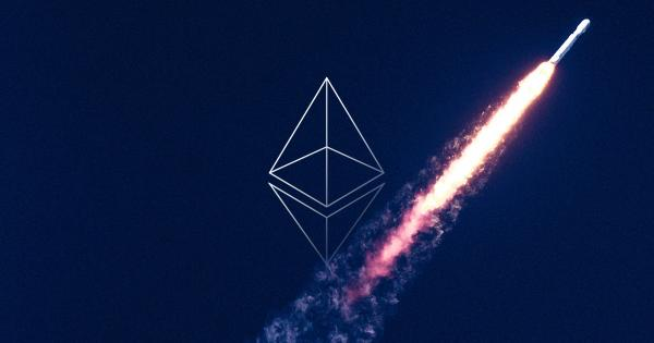 "Will Ethereum's ""parabolic"" DeFi growth be the main factor of ETH recovery?"