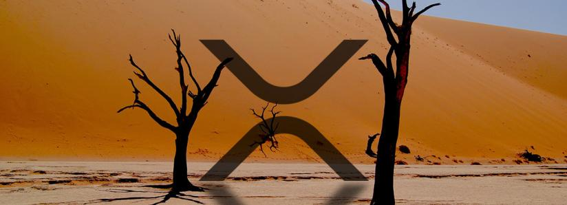 XRP set 900 days of lower highs, and its downtrend may just be getting started