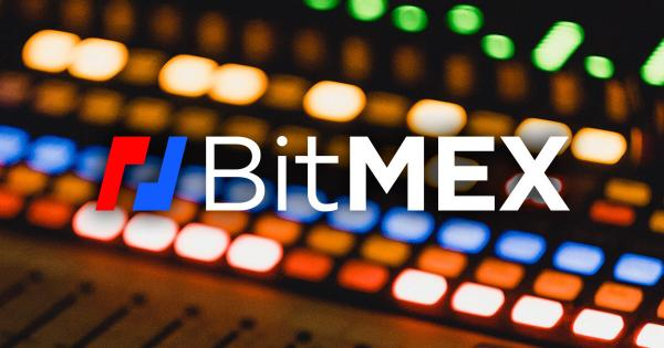 Here's the key reason the amount of Bitcoin held by BitMEX dropped 22% in two weeks
