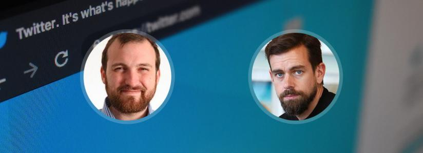 Cardano's founder supports Twitter's ambition for decentralized social media