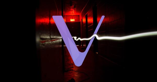 VeChain hack aftermath: CFO resigns, network to vote on burning stolen tokens