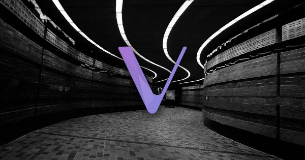 VeChain scores new partnership while VET tumbles