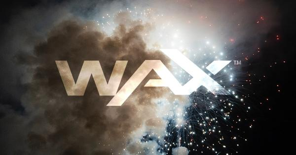 WAX blockchain network activity explodes and can now be tracked on DappRadar