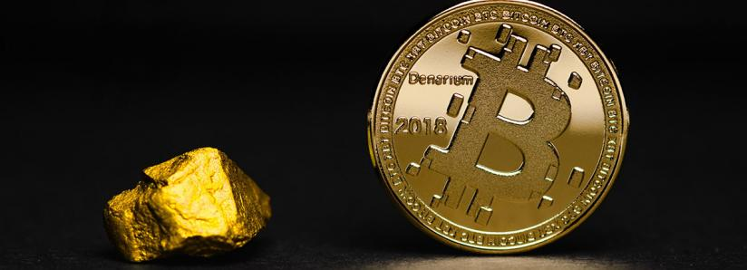 """Americans are """"pouring"""" cash, stimulus checks into Bitcoin and gold"""