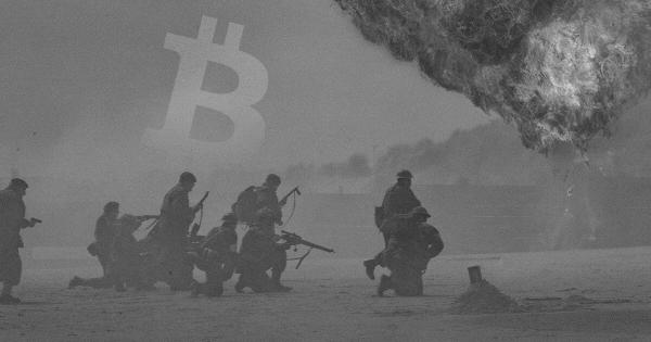 Bitcoin's recent price jump has nothing to do with the Middle East crisis, here's why