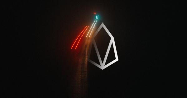 EOS may still rally despite low platform usage, according to this analyst
