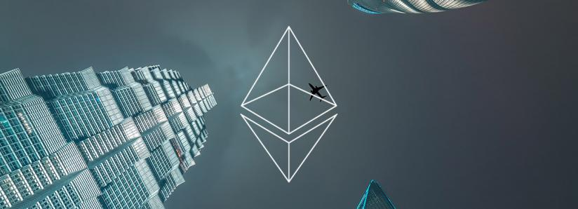 Mega multi-billion dollar firms are building on Ethereum, and it's a good sign