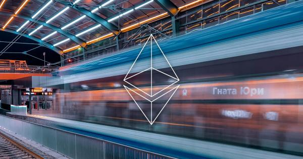 Ethereum's consolidation trend may turn into a full-blown bull rally if it breaks this key level