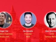 Roger Ver, Da Hongfei, Alex Mashinsky to speak at Istanbul Blockchain Week