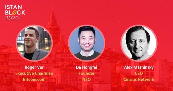 Roger Ver, Da Hongfei, Alex Mashinsky to speak at Istanbul Blockchain Week