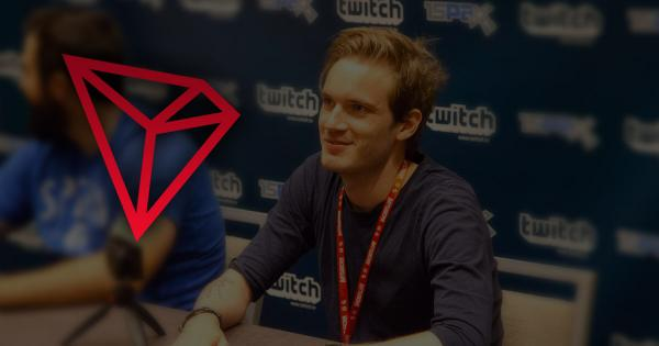 "Why is ""YouTube's King"" PewDiePie shilling Tron and BitTorrent?"
