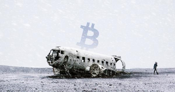 Crypto market sees extensive bloodbath as Bitcoin reaches key level