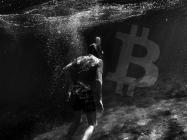 Bitcoin dives 8% as S&P 500 futures see tepid open after strong rally
