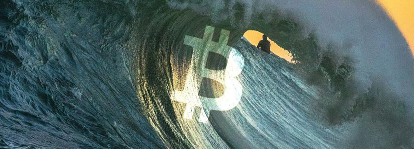 This weird Bitcoin pattern suggests Wednesday's 10% dump may precede a massive surge