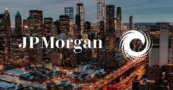 JPMorgan reportedly in talks about merging Quorum with Ethereum development studio ConsenSys