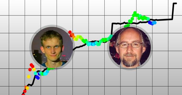 Adam Back slams Vitalik Buterin, defends Bitcoin's bullish stock-to-flow model