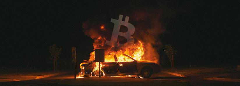 Bitcoin price plummets to $5,200 in a 1-hour shock crash, liquidating $665 million
