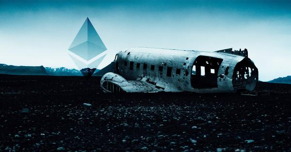Ethereum is down 27% in 4 days: here's why it's crashing harder than other cryptocurrencies