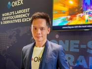 Crypto derivatives will be 'five to 10 times larger' than spot, says OKEx exec