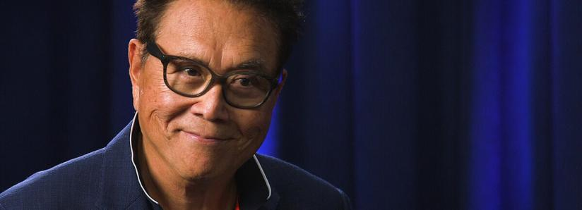 "Forget crypto: Robert Kiyosaki says the stock market is ""manipulated"""
