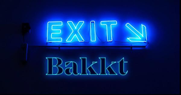 "As Bakkt's second CEO exits firm, questions rise about the hyped Bitcoin ""catalyst"""