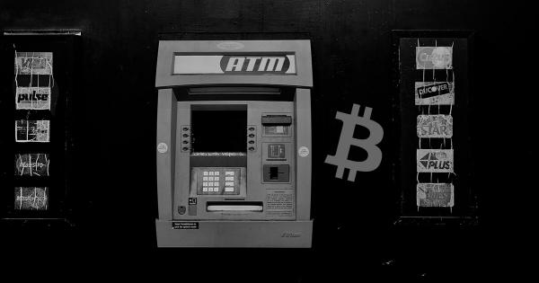 Bitcoin ATMs grow by 70% adding over 3,100 machines worldwide