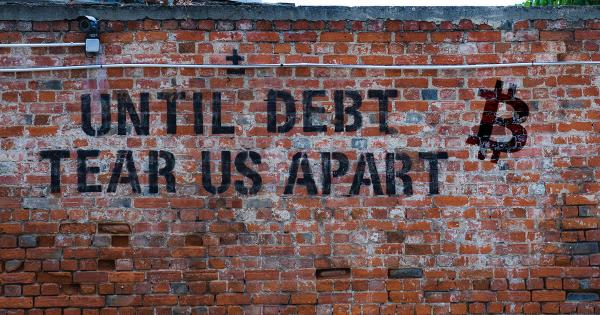 It's time for Plan B, Bitcoin: Global government debt doubles in deficit-filled decade