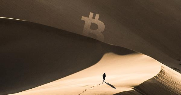 Could Bitcoin revisit $3,000? BitMEX CEO thinks it's possible for this reason